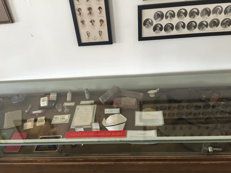 Memorabilia and Artifacts
