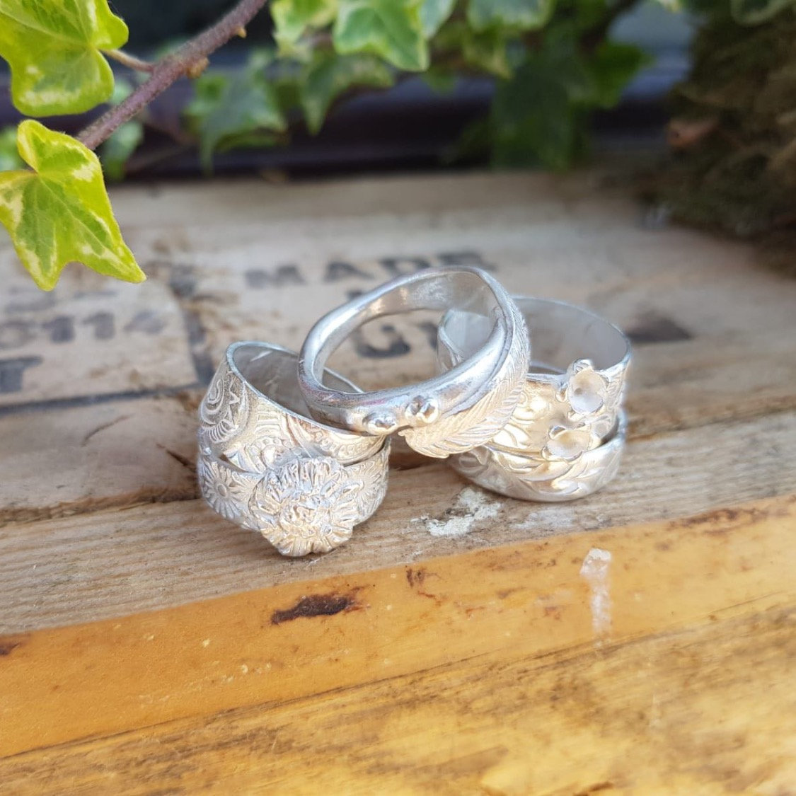 4 week Silver Clay Evening Course