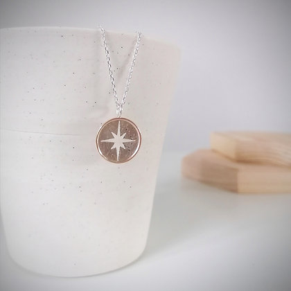 Christmas Star Pendant