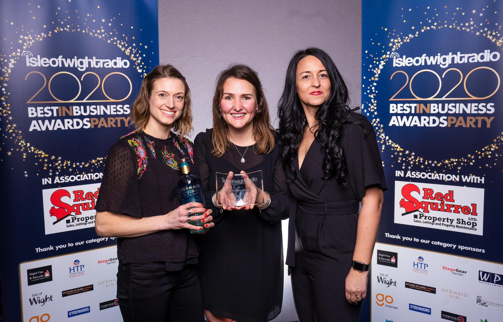 Best in Customer Excellence Award Winners 2020