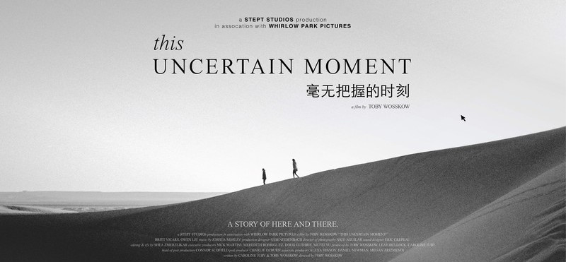 This Uncertain Moment