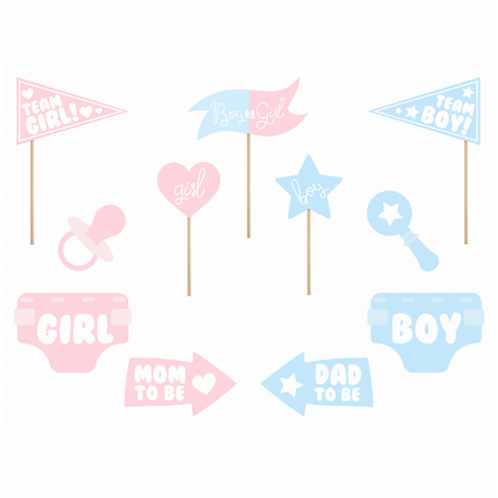 Photobooth Set - Boy or Girl
