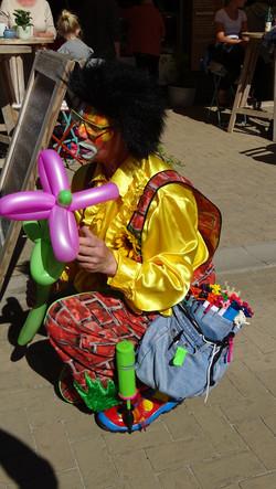 Clown Maurino & Ballonmodellage