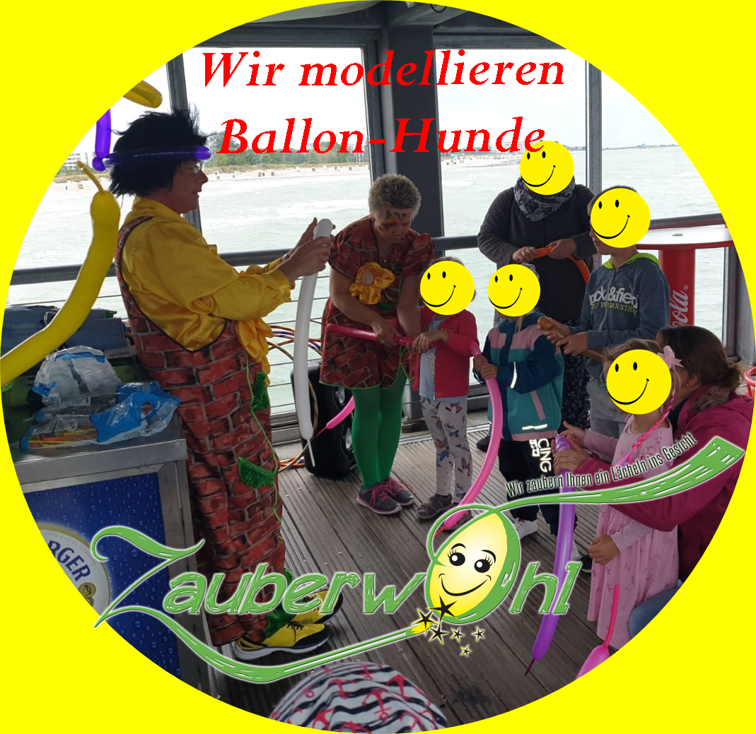 Ballonmodellage