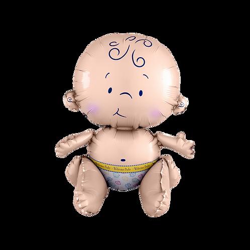 Sitting Ballon - Baby