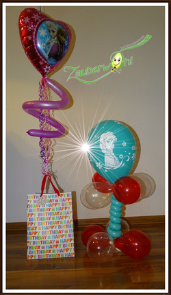 Ballongeschenke & Ballondekorationen