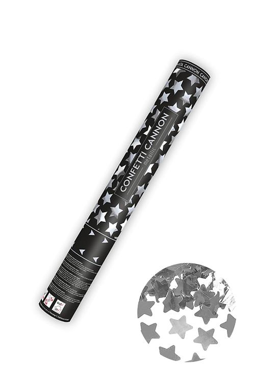 Konfettikanone - Metallic - Stars