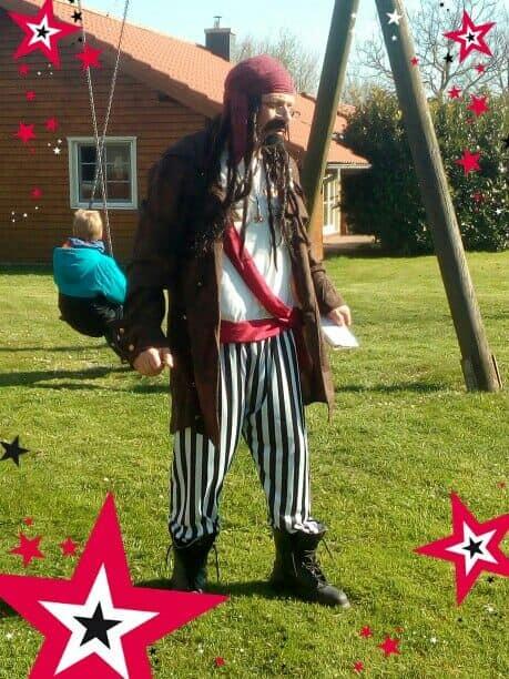 "Pirat ""KÄPT'N LANGZOPF"""
