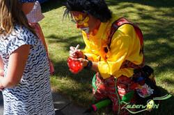 Clown Maurino / Ballonmodellage