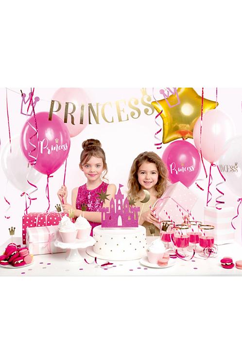 Dekoration Set - Princess