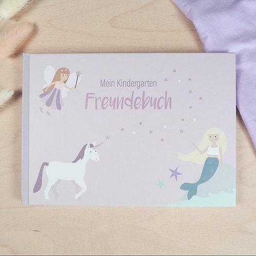 """Mein Kindergarten Freundebuch """"Feenwelt"""""""