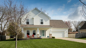SOLD! 8409 Engelwood Richland, MI 49083