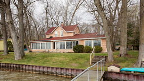 SOLD! 363 S Gull Lake Drive Richland, MI 49083