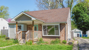 SOLD! 1615 Homecrest Avenue, Kalamazoo, MI 49001