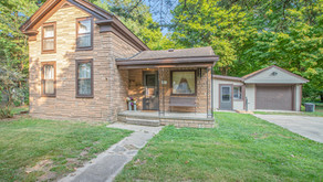 SOLD! 216 Battle Creek Street, Galesburg, MI 49053