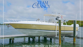 When to Repair or Replace Your Gull Lake Home's Boat Lift