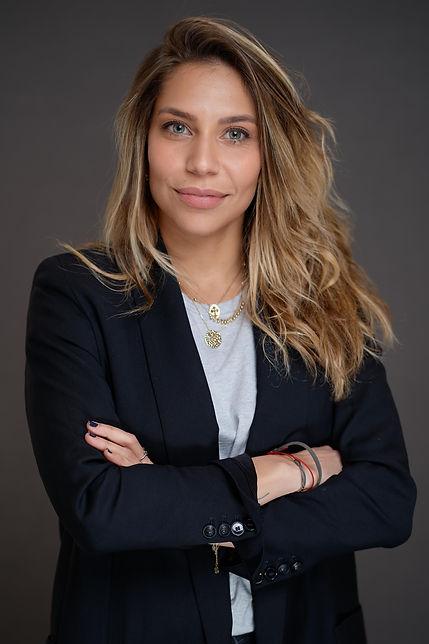 photo portrait de Maëlle CARAVACA