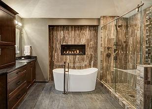Brookfield Master Bathroom Remodel . Des