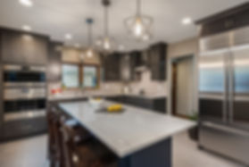 5. Eclectic Kitchen Renovation . Wauwato