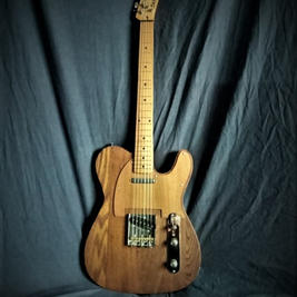 Oak and beech tele for sale £550