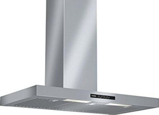 Bosch DWB09W851I 90 Cm Stainless Steel Hood (Chimney)