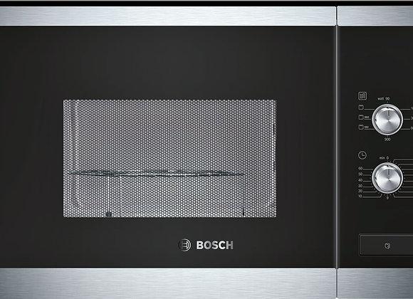 Bosch Serie | 6 60cm Stainless steel Microwave oven HMT82G654I