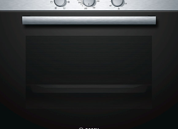 Bosch Serie | 2 60 cm Stainless steel Electric built-in oven HBN311E2J