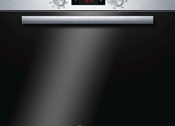 Bosch Serie | 2 60cm built-in Stainless steel Oven HBN559E1M
