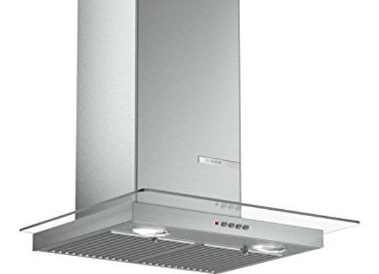 Bosch Dwg068D50I 800 M3/Hr 60 Cm Stainless Steel Hood Chimney