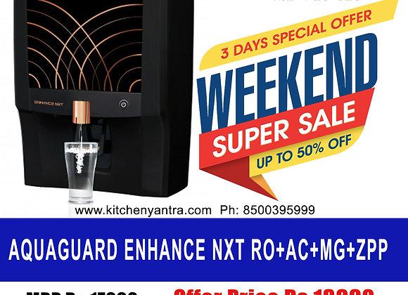 AQUAGUARD ENHANCE NXT RO+AC+MG+ZPP