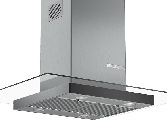 Bosch Serie   4 90 cm Island Glass Hood ( DIG098G50I )