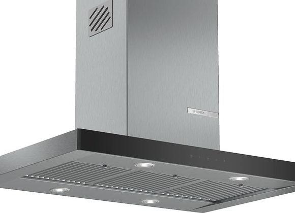 Bosch Serie | 4 90 cm Island Stainless steel Hood(DIB098G50I)
