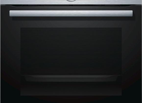 Bosch Serie | 8 60cm built-in Stainless steel Oven HBG633BS1J