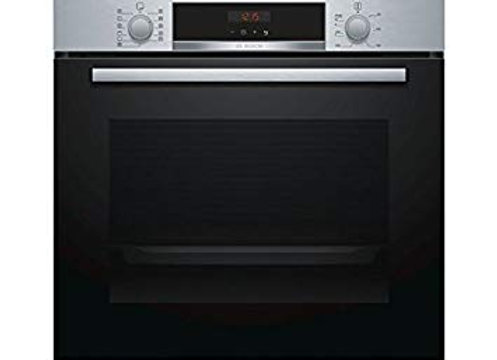 Bosch Ovens & Microwave HBA534BS0Z 60cms Stainless Steel 71L 7 Cooking Functions