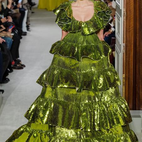 Couture Still Reigns Supreme