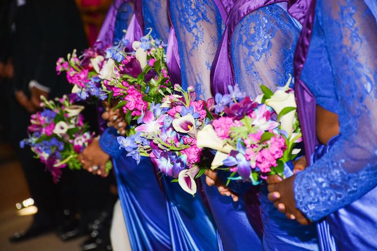 Bridesmaid Details