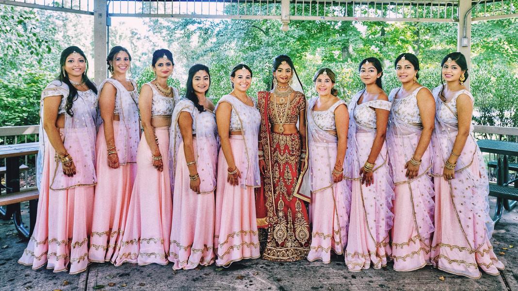 Payal's Bridesmaids