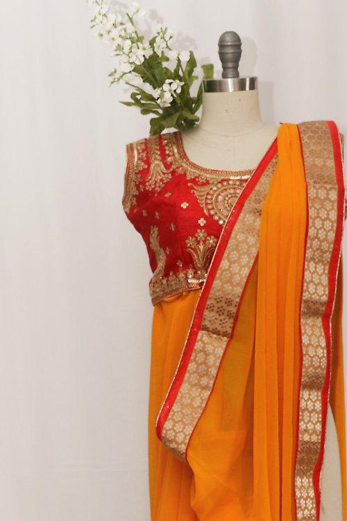 Parvati Saree Set
