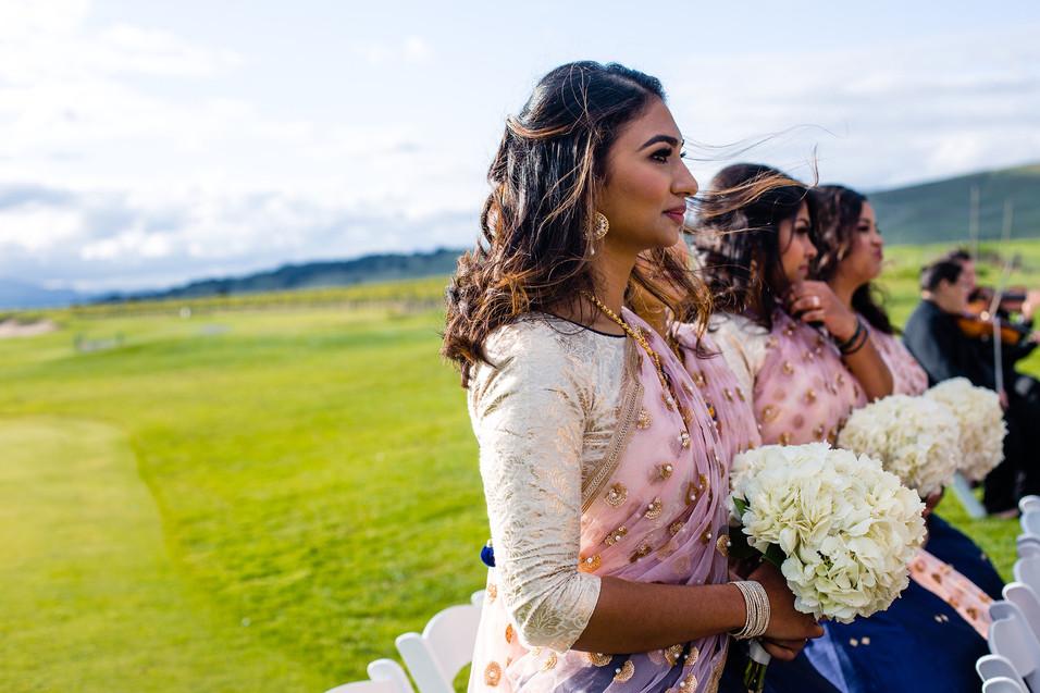 Napa Valley Bridesmaid