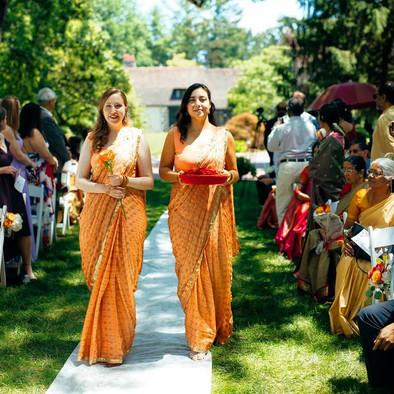 Lakshmi's Bridesmaids
