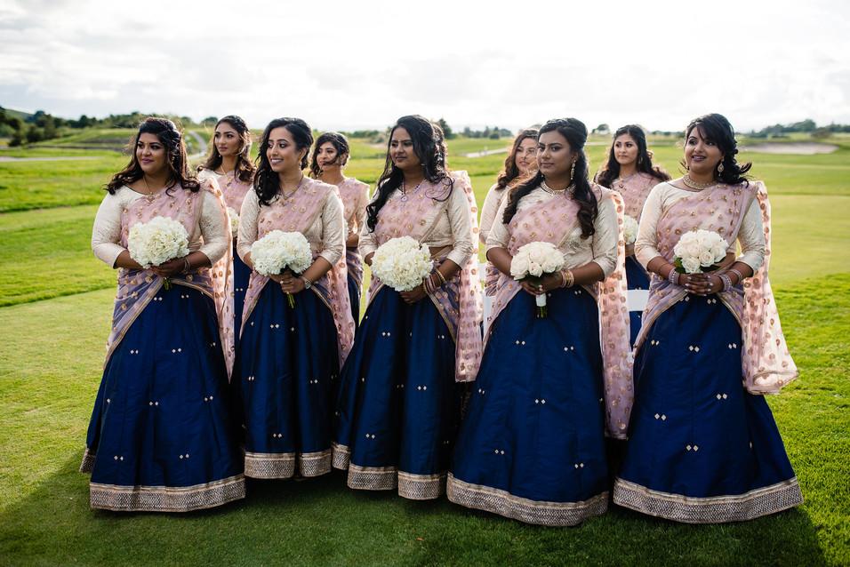 Napa Valley Bridesmaids