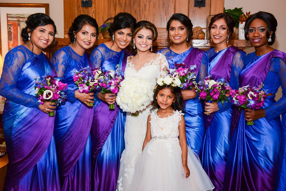 Sneha's Bridesmaid