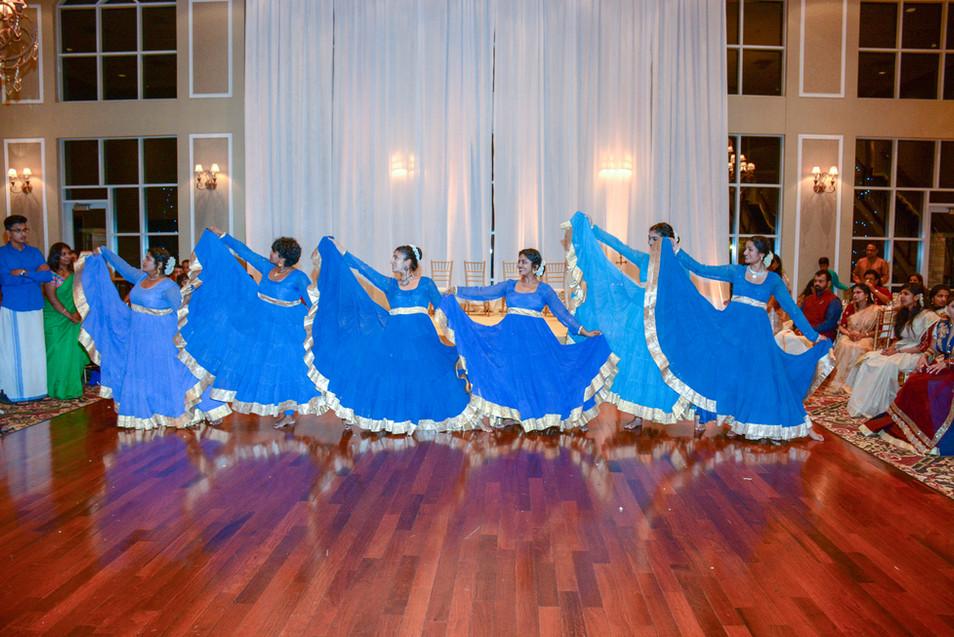 Dancing Away in WxE Custom Anarkalis