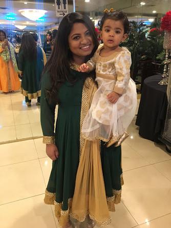 Preena and Aria's Creation