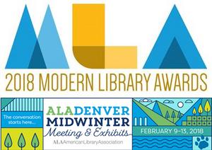 2018 Modern Library Awards