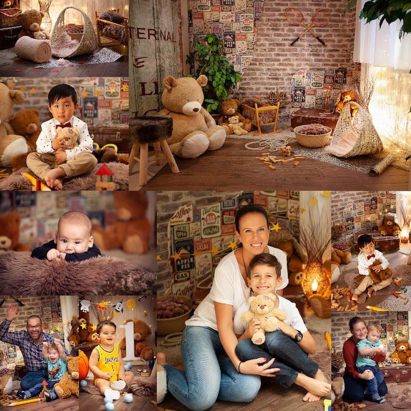 MackóKuckó (mindenki kedvence) / SLSFOTO Photography Studio