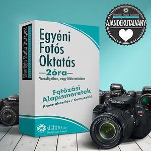 Egyéni fotós oktatás / slsfoto