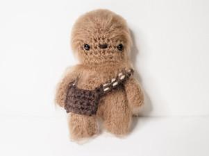 Chewbacca Amigurumi - Free Crochet Pattern
