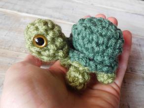 Turtle Amigurumi - Free Crochet Pattern