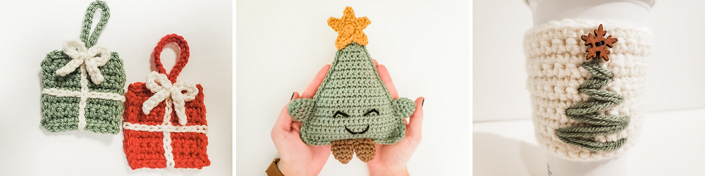 Other free Christmas patterns.